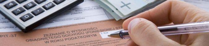 Formularze podatkowe do pobrania
